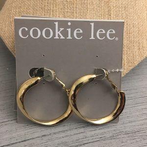 ⭐️Set ⭐️ Cookie Lee Hoop Earring